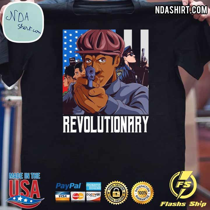 Black History Revolutionary Panther Party Shirt